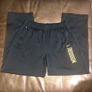 Nike Dri-Fit Mizzou Athletic Pants